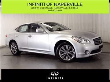 2014 Infiniti Q70 for sale in Naperville, IL