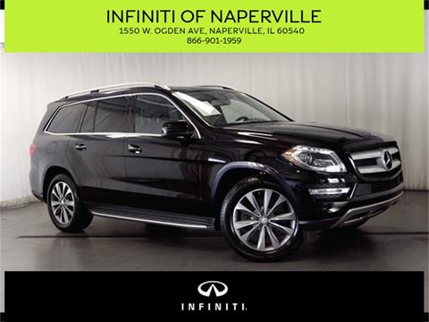 2013 Mercedes-Benz GL-Class for sale in Naperville, IL