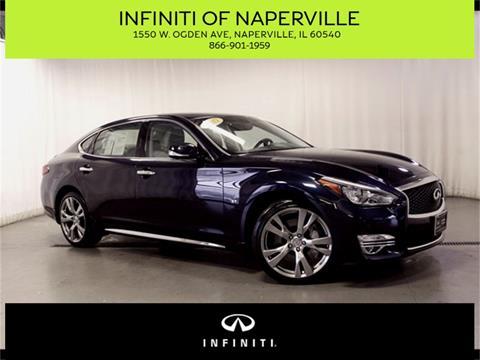 2017 Infiniti Q70L for sale in Naperville, IL