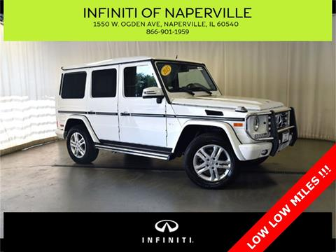 2015 Mercedes Benz G Class For Sale In Naperville, IL