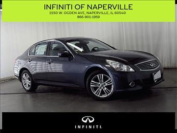 2010 Infiniti G37 Sedan for sale in Naperville, IL