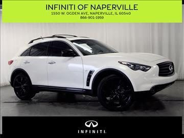 2016 Infiniti QX70 for sale in Naperville, IL