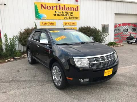 2009 Lincoln MKX for sale in Humboldt, IA