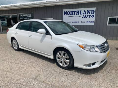 2012 Toyota Avalon for sale at Northland Auto in Humboldt IA