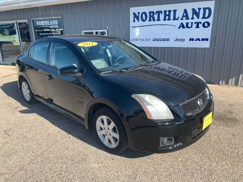 2011 Nissan Sentra for sale at Northland Auto in Humboldt IA