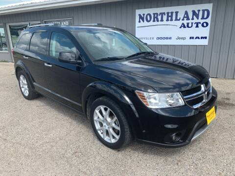 2013 Dodge Journey for sale at Northland Auto in Humboldt IA
