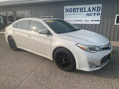 2014 Toyota Avalon for sale at Northland Auto in Humboldt IA