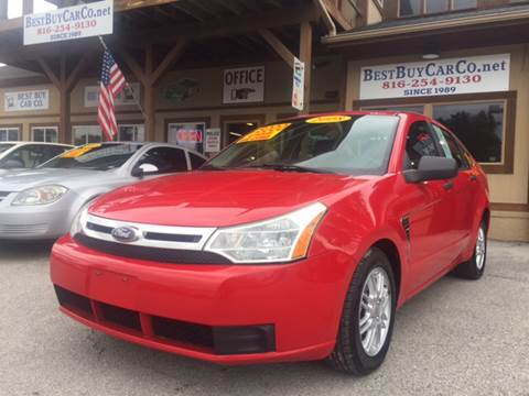 2008 Ford Focus for sale in Sugar Creek, MO