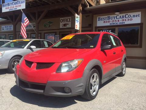 2004 Pontiac Vibe for sale in Sugar Creek, MO