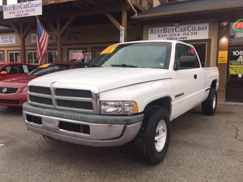 1996 Dodge Ram Pickup 1500 for sale in Sugar Creek, MO