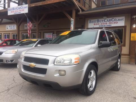 2006 Chevrolet Uplander for sale in Sugar Creek, MO