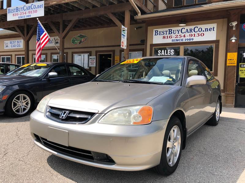 2003 Honda Civic EX 2dr Coupe   Independence MO