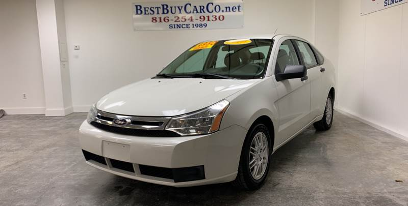 2010 Ford Focus Se 4dr Sedan In Independence Mo Best Buy Car Co