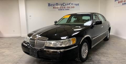 Lincoln Town Car For Sale In Missouri Carsforsale Com