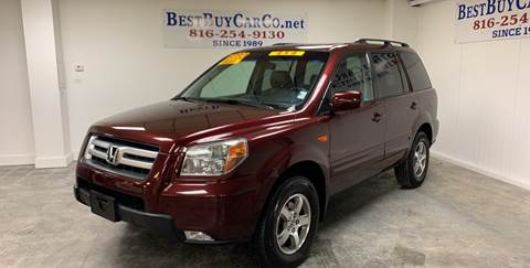 2007 Honda Pilot for sale in Independence, MO