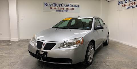 2009 Pontiac G6 for sale in Independence, MO
