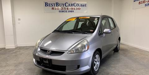 2008 Honda Fit for sale in Independence, MO
