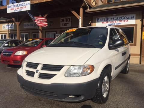 2005 Dodge Caravan for sale in Sugar Creek, MO