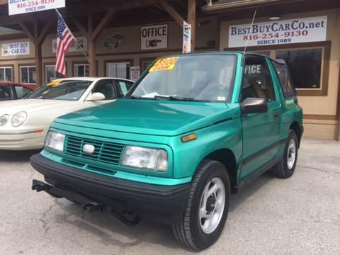 1995 GEO Tracker for sale in Sugar Creek, MO
