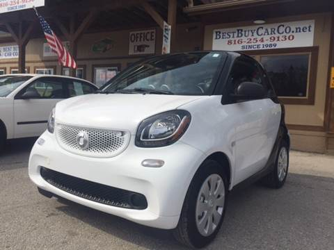 2016 Smart fortwo for sale in Sugar Creek, MO