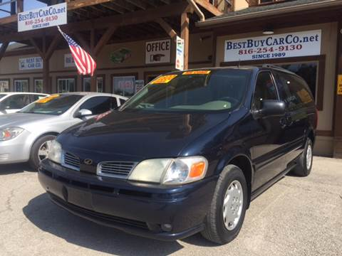 2002 Oldsmobile Silhouette for sale in Sugar Creek, MO