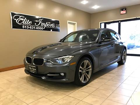 2013 BMW 3 Series for sale in West Chester, OH