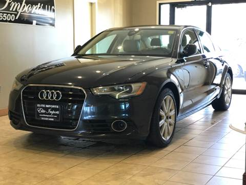 2013 Audi A6 for sale in West Chester, OH