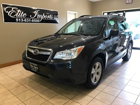 2014 Subaru Forester for sale in West Chester, OH