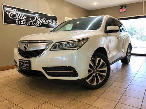 2014 Acura MDX for sale in West Chester, OH