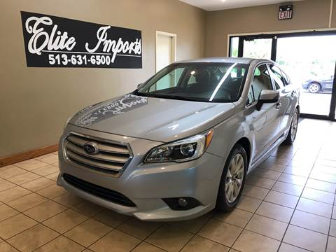 2017 Subaru Legacy for sale in West Chester, OH