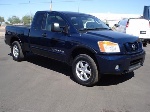 2008 Nissan Titan for sale in Phoenix, AZ