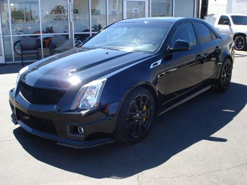 Cadillac Cts V For Sale In Arizona Carsforsale Com