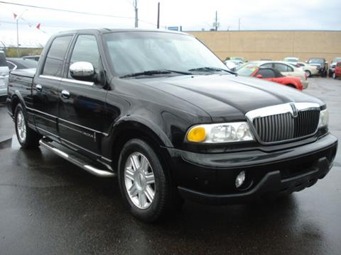 Used Lincoln Blackwood For Sale In El Paso Tx Carsforsale Com