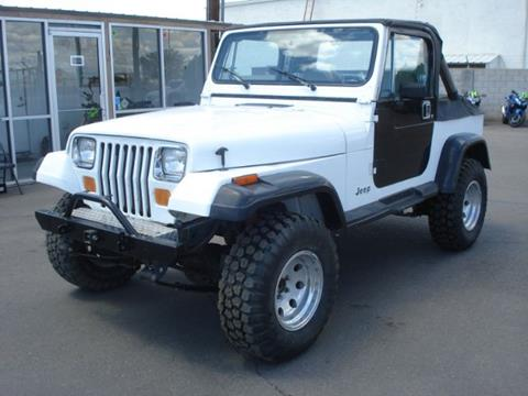 1991 Jeep Wrangler for sale in Phoenix, AZ