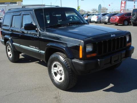 1999 Jeep Cherokee for sale in Phoenix, AZ