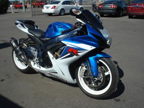 2012 Suzuki GSX-R600 for sale in Phoenix, AZ