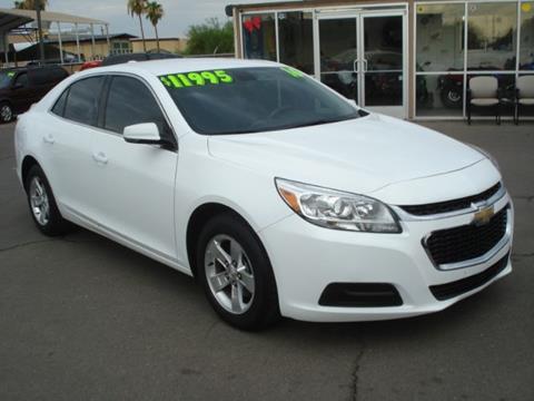 2016 Chevrolet Malibu Limited for sale in Phoenix, AZ