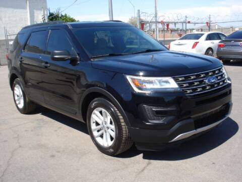 2017 Ford Explorer for sale at D.V. Auto Center in Phoenix AZ