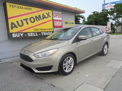 2016 Ford Focus for sale in Pinellas Park, FL