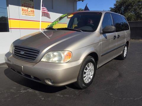 2003 Kia Sedona for sale in Pinellas Park, FL