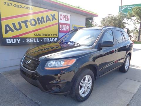 2010 Hyundai Santa Fe for sale in Pinellas Park, FL