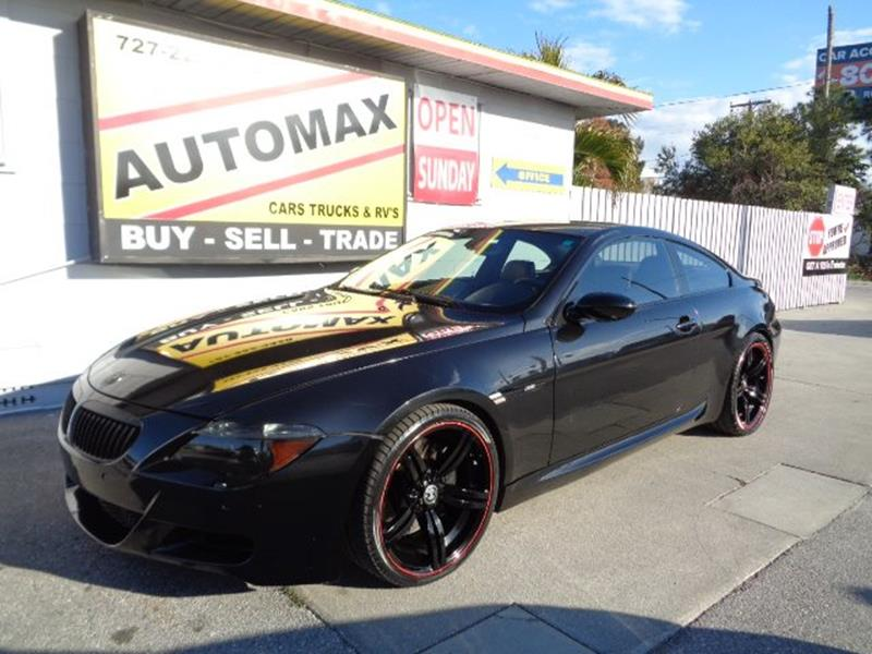 BMW M6 2006 Base 2dr Coupe
