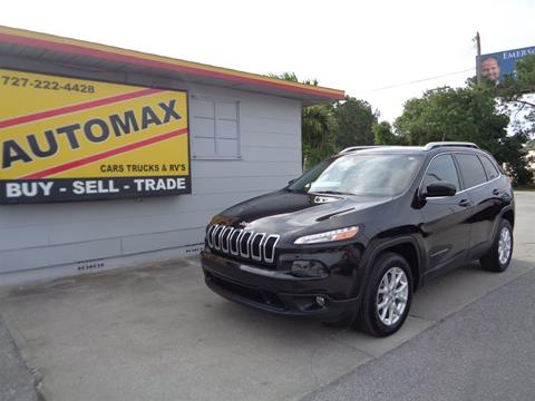 2014 Jeep Cherokee for sale in Pinellas Park, FL