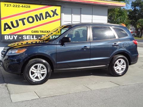 2012 Hyundai Santa Fe for sale in Pinellas Park, FL