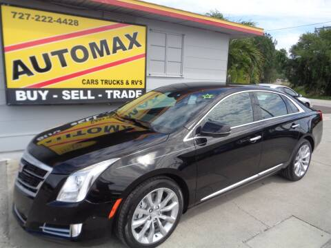 2017 Cadillac XTS Luxury for sale at Automax Tampa Bay in Pinellas Park FL