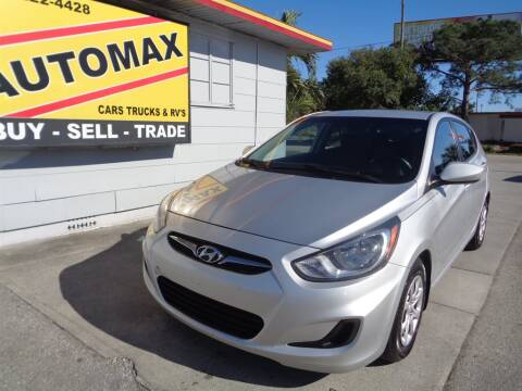 2012 Hyundai Accent GS for sale at Automax Tampa Bay in Pinellas Park FL