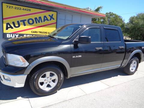 2009 Dodge Ram Pickup 1500 SLT for sale at Automax Tampa Bay in Pinellas Park FL