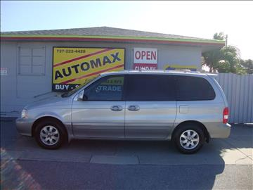 2004 Kia Sedona for sale in Pinellas Park, FL