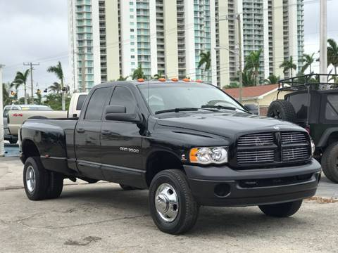 2005 Dodge Ram Pickup 3500 for sale in Fort Myers, FL