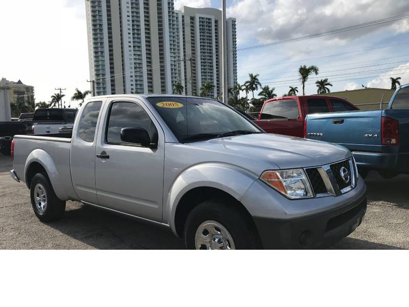 2005 Nissan Frontier 4dr King Cab Xe Rwd Sb In Fort Myers Fl P G